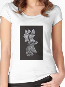 Diamond In The Rut Women's Fitted Scoop T-Shirt