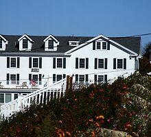 watch hill inn, rhode island by Maureen Zaharie