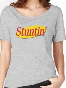 Stuntin' x Seinfeld Women's Relaxed Fit T-Shirt