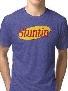 Stuntin' x Seinfeld Tri-blend T-Shirt