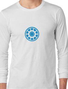 Iron Man Arc Reactor Long Sleeve T-Shirt