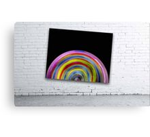 Wonky Painting Canvas Print