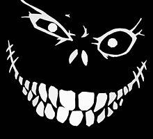 Crazy Monster Grin by ngdesign81