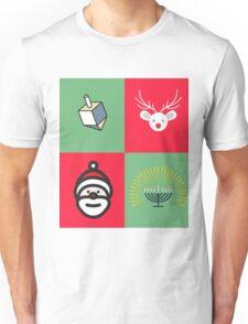 Chrismukkah Unisex T-Shirt