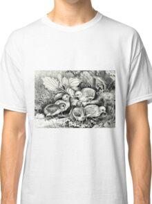 Happy little chicks - 1866 Classic T-Shirt