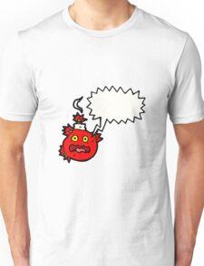 stress bomb cartoon  Unisex T-Shirt