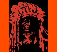 Blackfoot Indian Chief Unisex T-Shirt