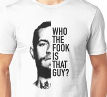 McGregor Face Who the Fook? Unisex T-Shirt