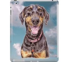 Doberman Pinscher iPad Case/Skin