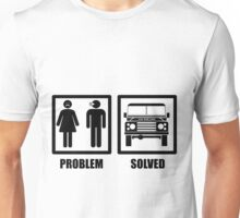 Problem Solved - Women - Defender Unisex T-Shirt