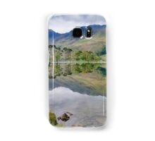 Buttermere Reflections Samsung Galaxy Case/Skin