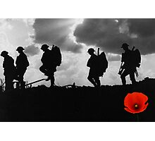 Poppy Appeal 2014 Photographic Print