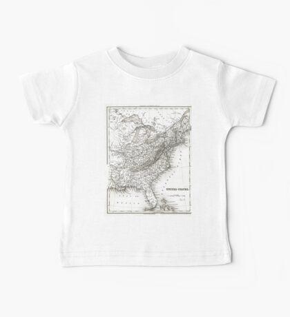 United States-1835 Baby Tee