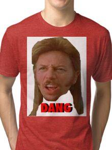 "Joe Dirt ""DANG"" Tri-blend T-Shirt"