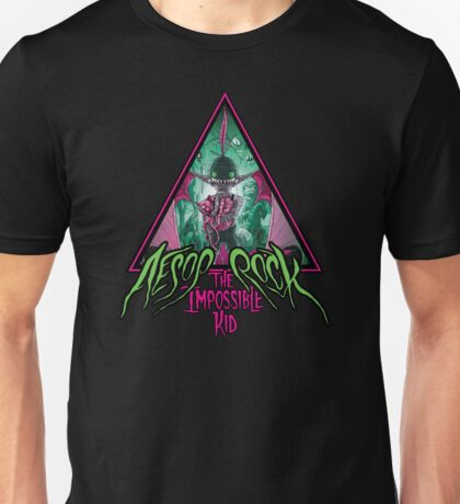 Impossible Kid Triangle Unisex T-Shirt