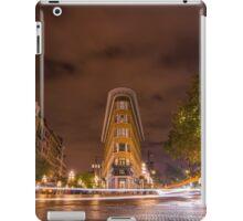 Gastown, Vancouver - Night Time Landscape iPad Case/Skin