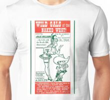 Wild Gals of the Naked West Unisex T-Shirt