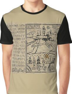 Zelda - The Wind Waker - Introduction 1 of 6 Graphic T-Shirt