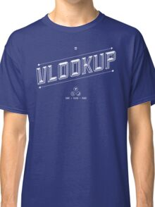 VLOOKUP Classic T-Shirt