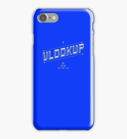 VLOOKUP iPhone Case/Skin