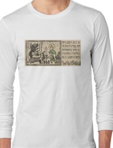 Zelda - The Wind Waker - Introduction 3 of 6 Long Sleeve T-Shirt
