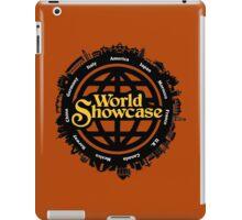 EPCOT World Showcase iPad Case/Skin