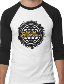 EPCOT World Showcase Men's Baseball ¾ T-Shirt