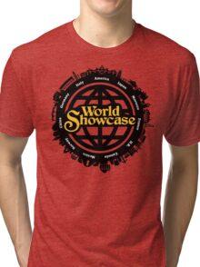 EPCOT World Showcase Tri-blend T-Shirt