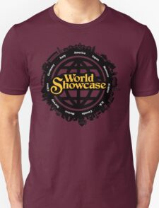EPCOT World Showcase Unisex T-Shirt