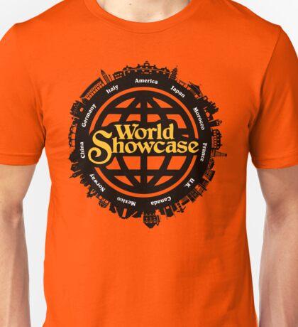 EPCOT World Showcase Unisex T-Shirt
