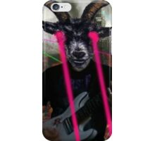 CommunistGoat iPhone Case/Skin