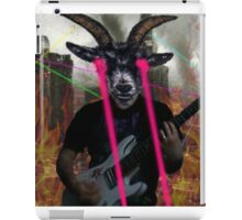 CommunistGoat iPad Case/Skin