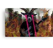 CommunistGoat Canvas Print