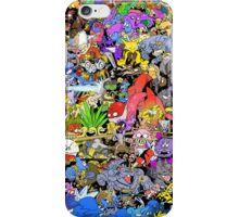 151 POKEMON iPhone Case/Skin