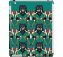 Day of the Dead damask iPad Case/Skin