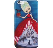 Under The Big Top (Freak Show) iPhone Case/Skin