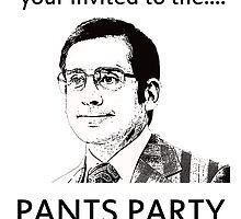 Brick Tamland Pants Party by Empan