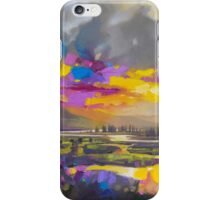 Badenoch Optimism iPhone Case/Skin