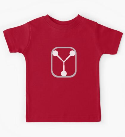 Flux Capacitor - Back to the Future Kids Tee
