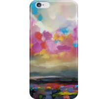 Portato Sky iPhone Case/Skin