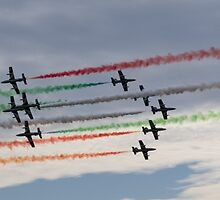 The Frecce Tricolori II by SunDwn