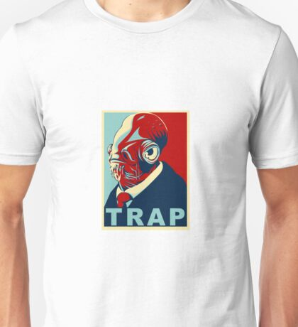 It'a A Trap Unisex T-Shirt