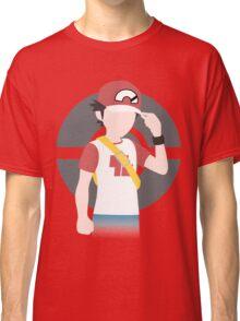 Red's Return - Pokemon Sun & Moon Classic T-Shirt