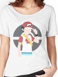 Red's Return - Pokemon Sun & Moon Women's Relaxed Fit T-Shirt