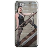 Catwoman Cosplay iPhone Case/Skin