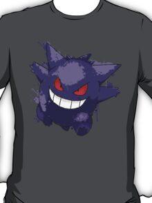 Gengar Splatter T-Shirt