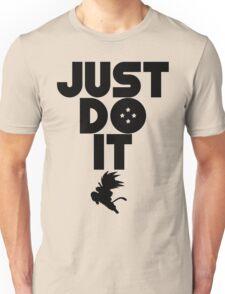 Just do it Dragonball Unisex T-Shirt