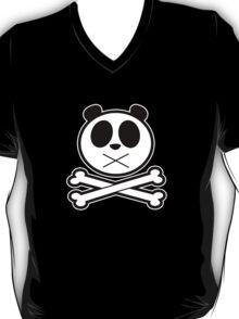 Panda Cross Bone 2 T-Shirt