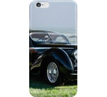 1938 Talbot Lago T150 C Speciale Tear Drop Coupe II iPhone Case/Skin