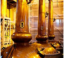 Stills, Glenmorangie (Tain, Ross-shire, Scotland) by Yannik Hay